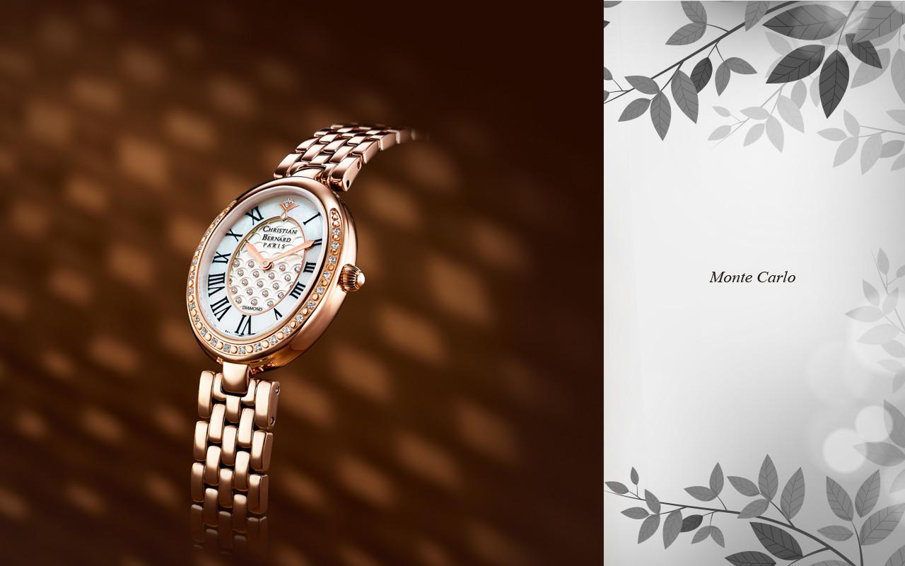 MONTE CARLO The shining elegance in bloom (CB033)